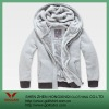 2012 Heavy Polar Fleece Fabric Winter Hoodie Sweaters