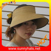 HOT Ladies straw sun bonnet