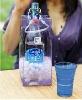 PVC ice wine cooler bag