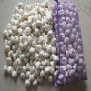 Mesh bag packing of garlic supplier