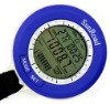 Fishing barometer watch
