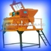 JS500 Double Axle Concrete Mixer