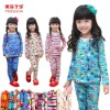 Latest Nighty Designs wholesale Nightclothes Jams for Children Sleepwear Suit for 2-13 Years Old Cute Kids Pajamas