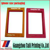 Cell phone hanging retail packaging iphone case packaging