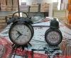 Decorative desk alarm clock