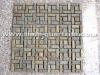homocentric squares mosaic
