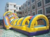 2012 Funny inflatables obstacle course
