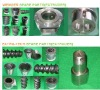 High quality and Standard Twin Screw Extruder Screw Element