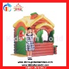 Fairy tale play house indoor plastic playground