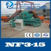 NF3-15 Automatic Cement Block Making Machine