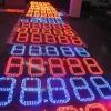 LED Digit display For oil Station
