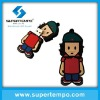 Cartoon usb flsh drive in USB flash drives Customized