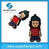 Cartoon usb flsh drive in USB flash drives Customized