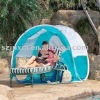 portable beach shelter,fiberglass beach shelter,easily set up beach shelter with amazing price