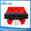 latest inflatable life raft with 12 persons