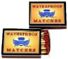 Waterproof Matches (for U.S.A.)