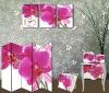 2012 Orchid flower wood furniture,kids bedroom furniture