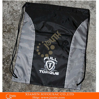 wholesale waterproof drawstring bag with unique design