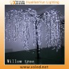 Green willow tree light / white willow tree light nice to decorate your garden street and so on