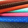 2012 new design suede fabric products