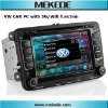 New Hot 3G Wifi Support Car PC for VW Jetta with GPS TV