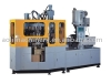 Injection and blowing machine