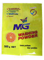 MG brand washing powder