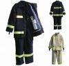 Fire man suit