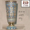 Faberge sterling silver enamel Cup (Fb-08-069)