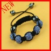 2012 Hot Sale Newst baby bracelets silver