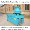 Hot Sale Automatic Wood Pellet Machine Large Particles diameter 33mm factory-outlet