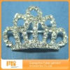 2012 charming crown pearl rhinestone brooch