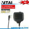 KMC-17 Two Way Radio Speaker Microphone