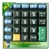 Custom silicone rubber keypads