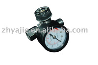 Air Adjusting Valve with Gauge for YJ-85010B