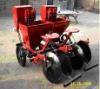 2 row potato planter with 20-90HP farm tractor