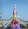 self-control plane amusement park equipment supplier