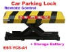 Storage Battery Car Parking Barrier for parking area EST-YCS-A1