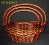 High Quality Boat Shaped Willow Basket