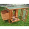Large Cheap 6FT Outdoor Wooden Chicken House with Run