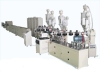 Overlap Ultrasonic Aluminum-Plastic Composite Pipe Production Line