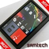 "OEM high clear tv out 512MB-64GB 4.3"" MP4/MP5 Player/ touch screen/1280*720/Color(white,sliver etc)"