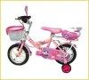"new popular pink children bicycle size 12"" pink"