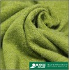 Hacci jersey fleece fabric, 60% polyester 20% Acrylic,15%polyamid, 5% spandex, for ladis' fashion sweater
