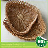 Willow bread hamper basket