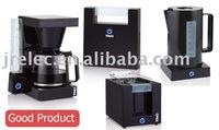 Coffee Maker/2 Slice Toaster/Sandwich Maker/Electric Kettle/4 in 1 Breakfast/Morning Set 4 in 1