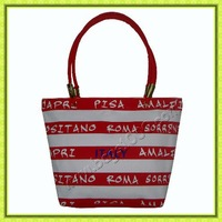 New City Name Souvenir Tote Shopping Bag