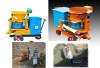 wet/dry shotcrete machine