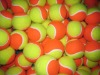 ITF Approvel Soft Tennis Balls For Kid Stage 2 /Low Compression Tennis Ball Yellow &Orange Color