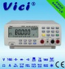 VC8145 4 7/8 bench top digital multimeter DMM 80000 digit